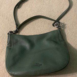 Coach Hobo Bag (Green)